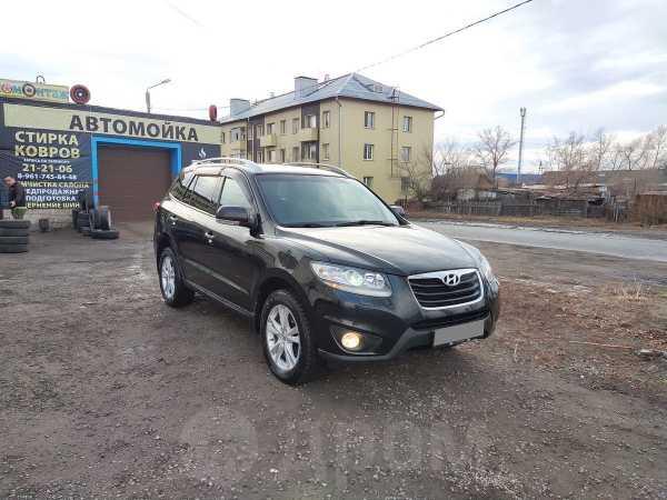 Hyundai Santa Fe, 2011 год, 774 999 руб.