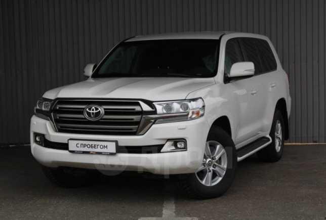 Toyota Land Cruiser, 2016 год, 3 049 000 руб.