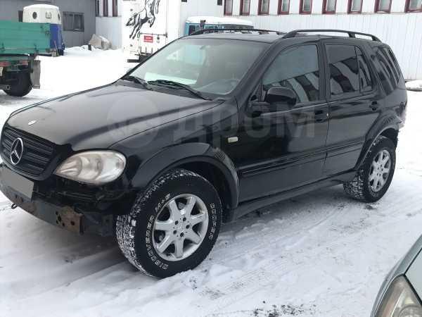 Mercedes-Benz M-Class, 1999 год, 170 000 руб.