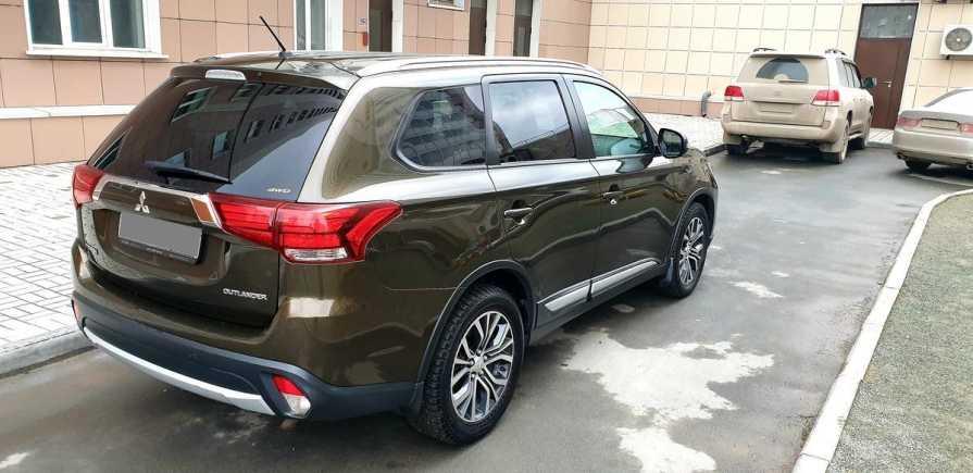 Mitsubishi Outlander, 2016 год, 1 485 000 руб.