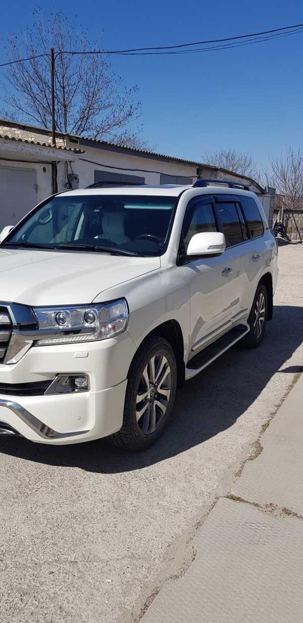 Toyota Land Cruiser, 2016 год, 4 100 000 руб.