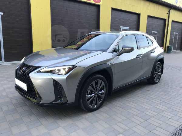 Lexus UX200, 2019 год, 2 290 000 руб.