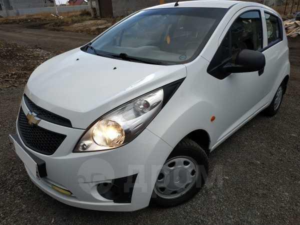 Chevrolet Spark, 2012 год, 319 000 руб.
