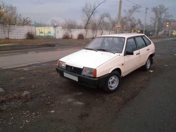 Лада 2109, 1993 год, 35 000 руб.