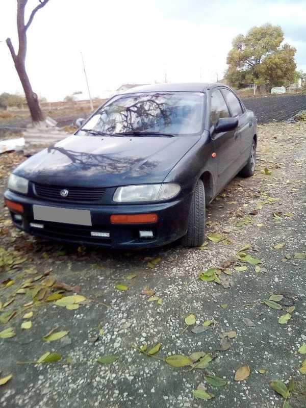 Mazda 323, 1995 год, 145 000 руб.