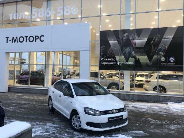 Volkswagen Polo, 2013 год, 449 000 руб.