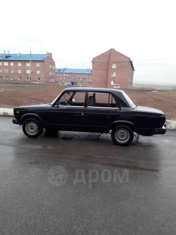 Лада 2107, 2012 год, 165 000 руб.