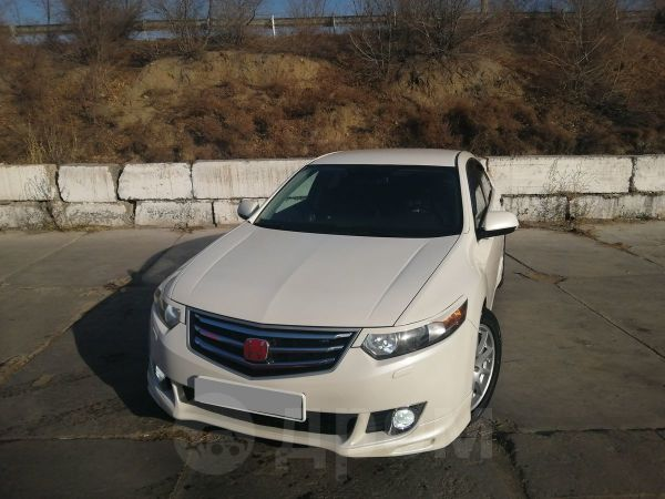 Honda Accord, 2008 год, 700 000 руб.