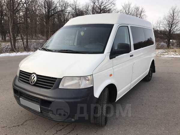 Volkswagen Transporter, 2005 год, 640 000 руб.