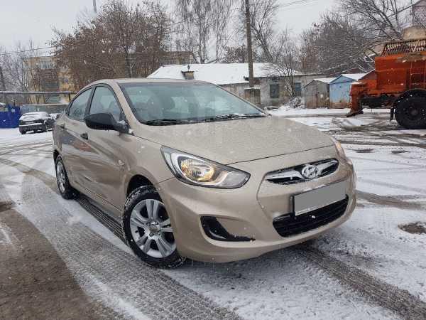 Hyundai Solaris, 2012 год, 575 000 руб.
