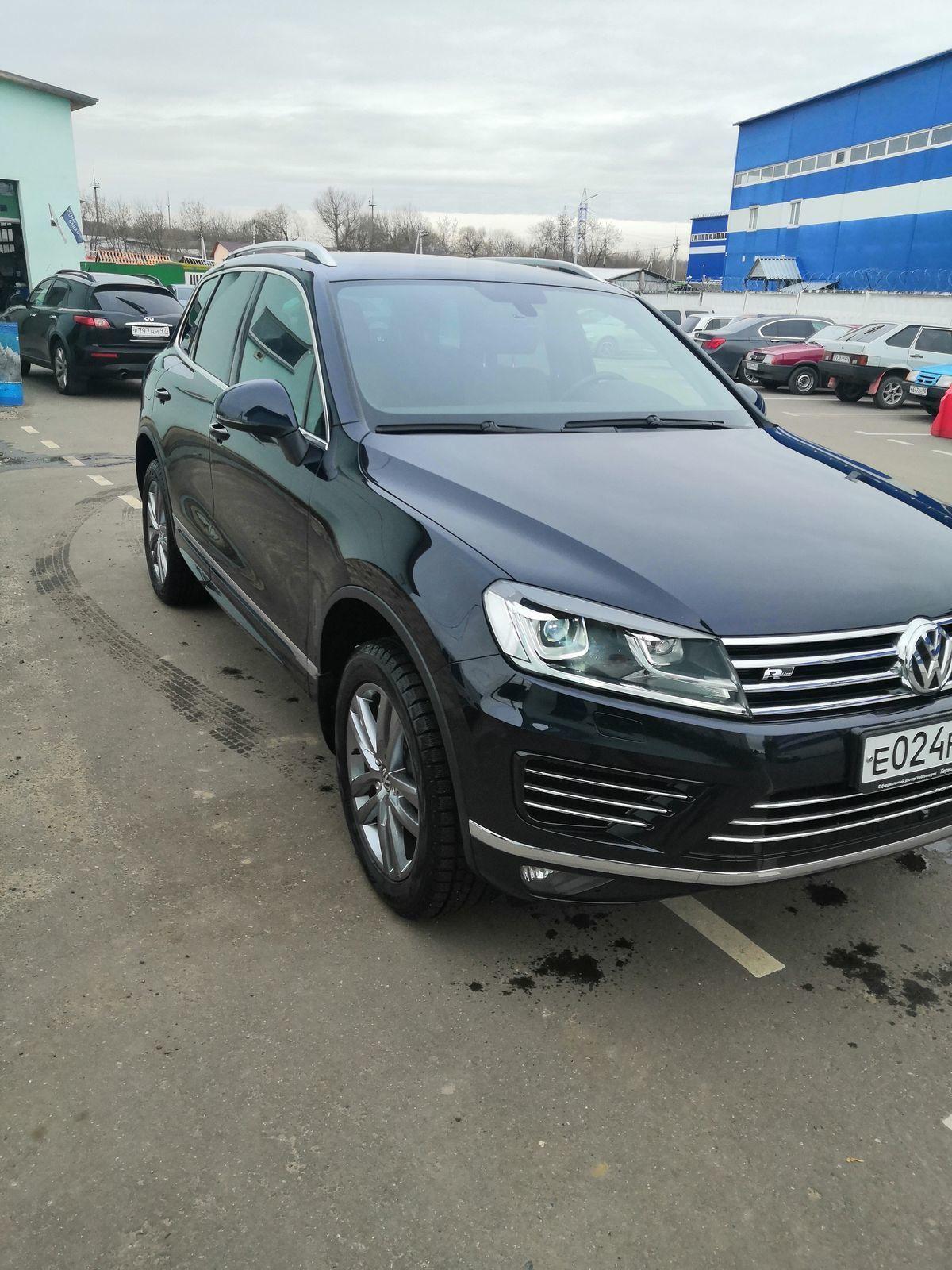 Продам Volkswagen Touareg в Одессе 2013 года выпуска за 23 299$ | 1600x1200