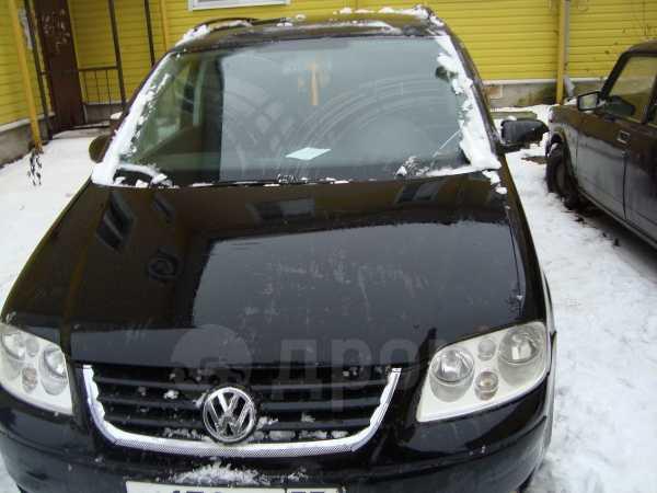 Volkswagen Touran, 2003 год, 250 000 руб.