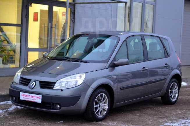 Renault Scenic, 2004 год, 249 888 руб.