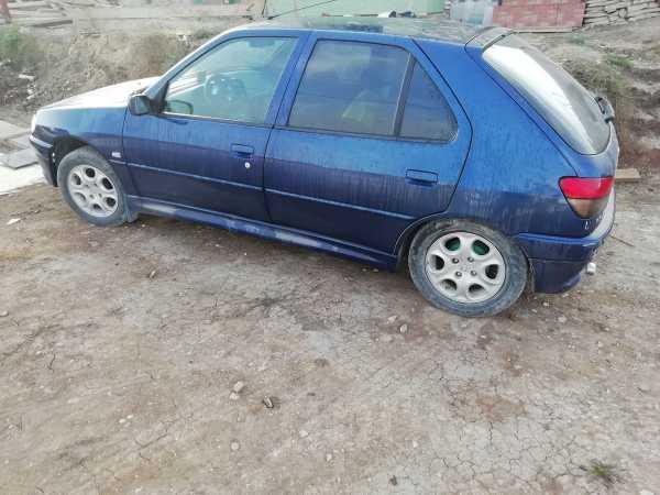 Peugeot 306, 2000 год, 55 000 руб.
