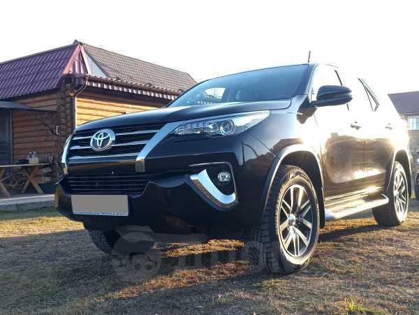 Toyota Fortuner, 2017 год, 2 800 000 руб.