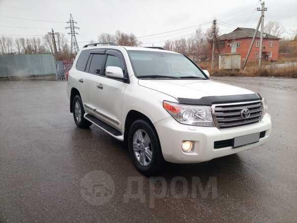Toyota Land Cruiser, 2014 год, 3 050 000 руб.