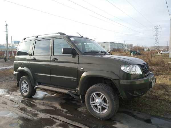 УАЗ Патриот, 2014 год, 650 000 руб.