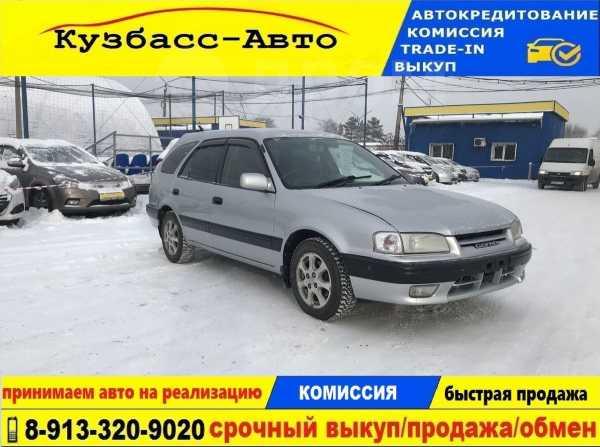 Toyota Sprinter Carib, 2000 год, 219 000 руб.