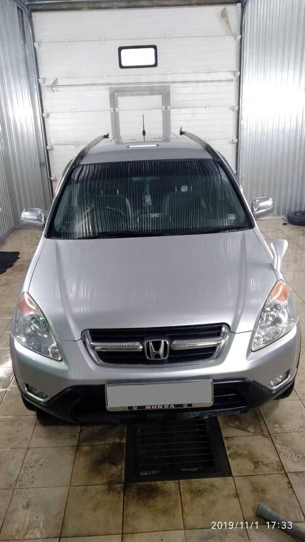 Honda CR-V, 2002 год, 475 000 руб.