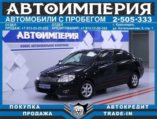 Toyota Corolla, 2003 год, 358 000 руб.