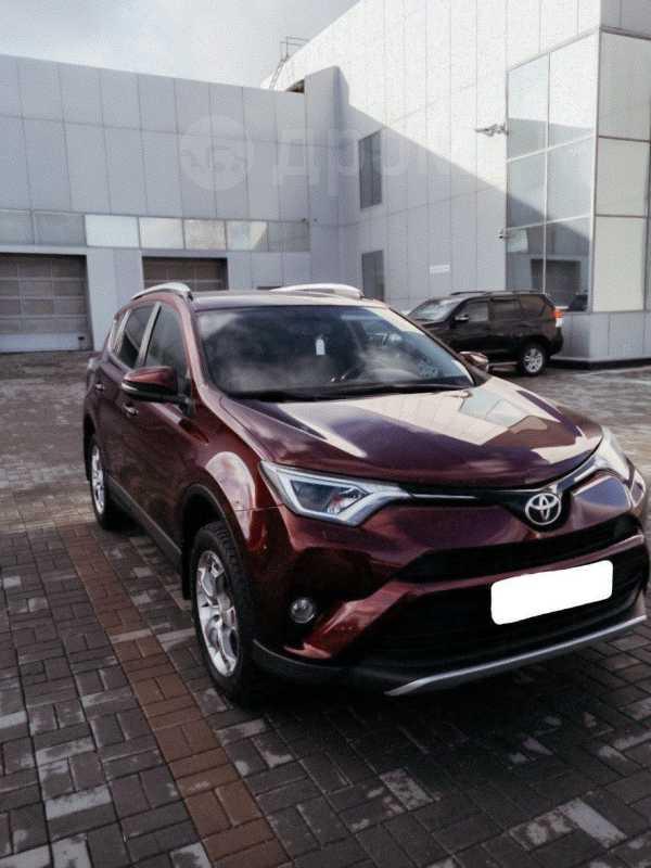 Toyota RAV4, 2016 год, 1 690 000 руб.
