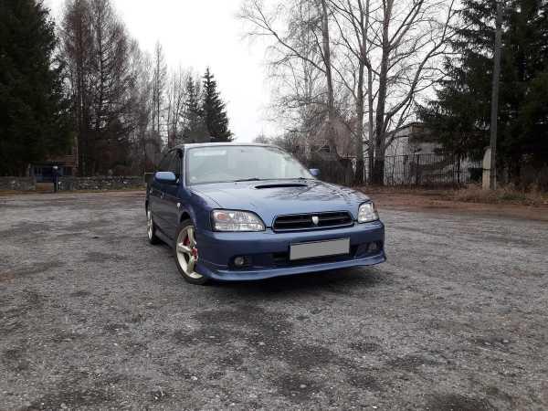 Subaru Legacy B4, 2001 год, 370 000 руб.
