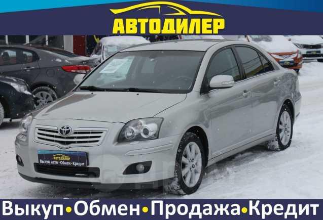 Toyota Avensis, 2008 год, 595 000 руб.