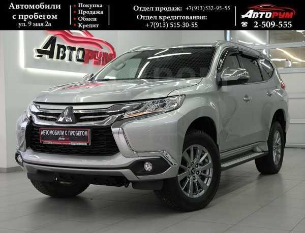 Mitsubishi Pajero Sport, 2018 год, 2 197 000 руб.