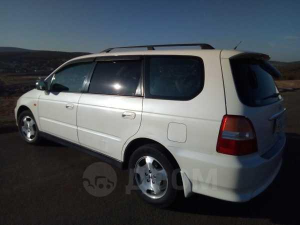 Honda Odyssey, 2000 год, 349 000 руб.