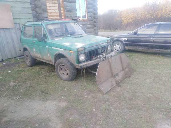Лада 4x4 2121 Нива, 1987 год, 85 000 руб.
