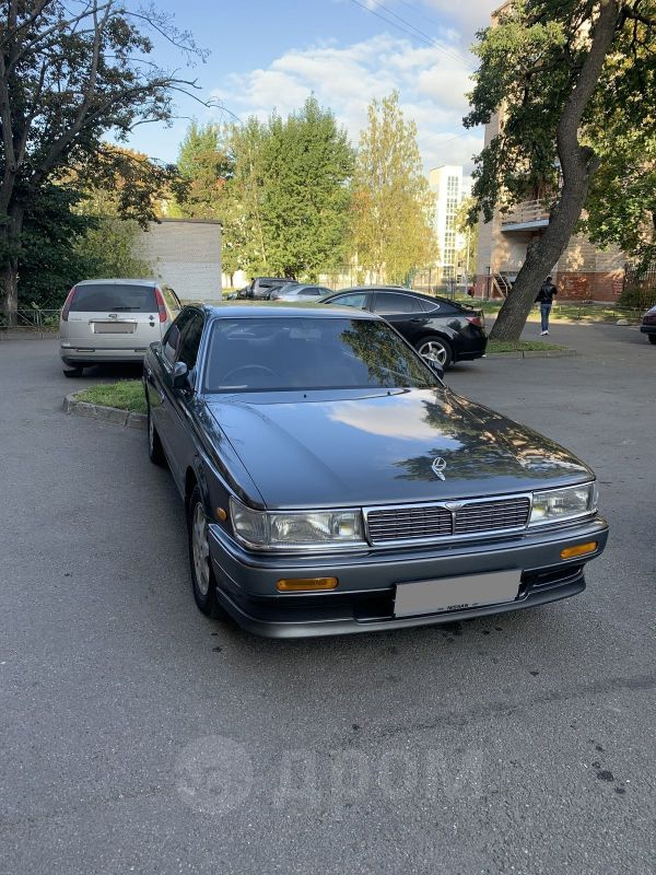 Nissan Laurel, 1992 год, 400 000 руб.