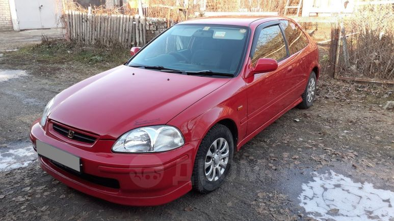 Honda Civic, 1997 год, 250 000 руб.