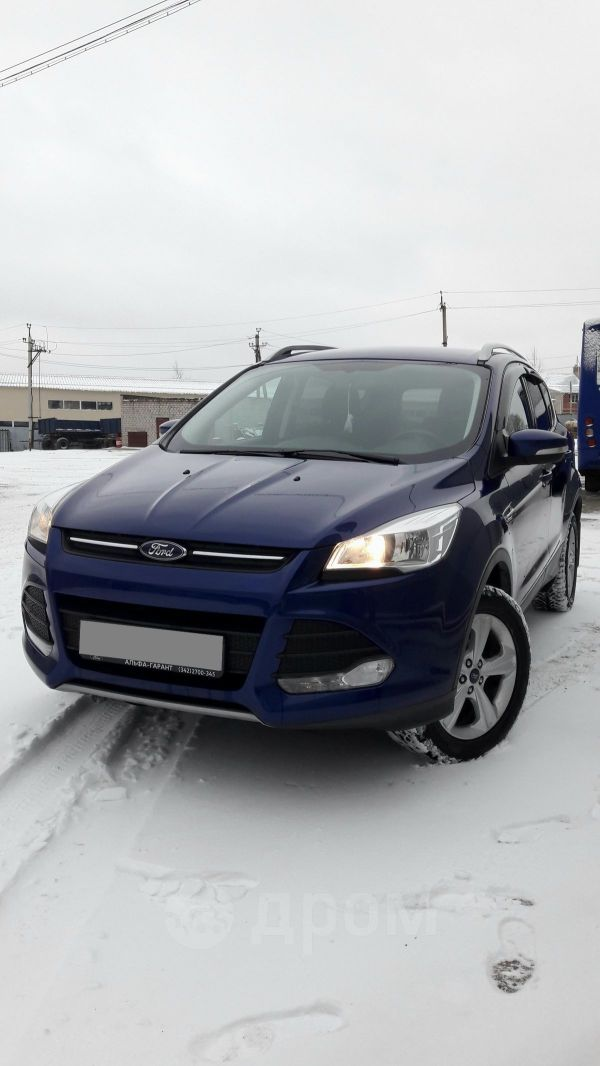 Ford Kuga, 2014 год, 910 000 руб.