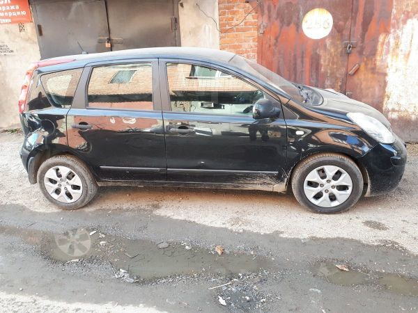 Nissan Note, 2008 год, 280 000 руб.