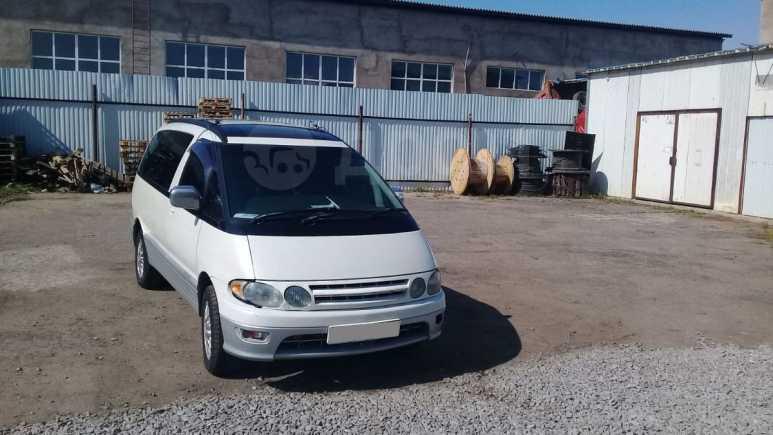 Toyota Estima Lucida, 1998 год, 260 000 руб.