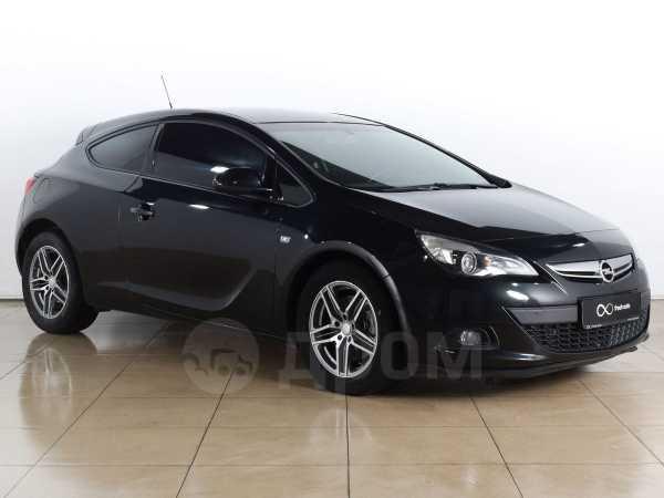 Opel Astra, 2012 год, 654 000 руб.