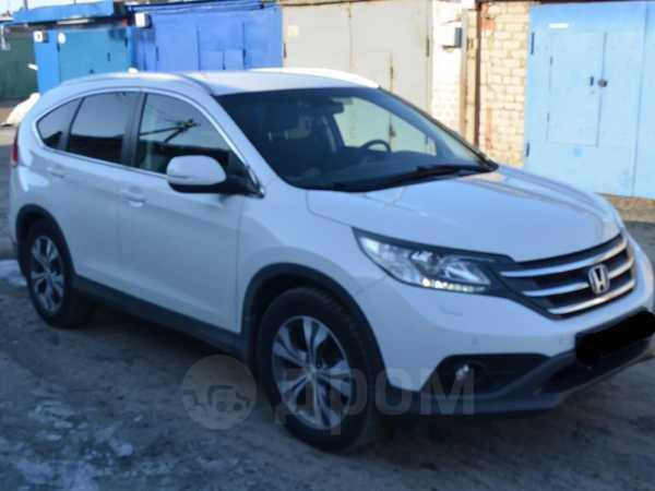 Honda CR-V, 2013 год, 1 080 000 руб.