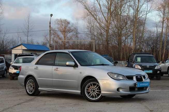 Subaru Impreza, 2006 год, 399 000 руб.