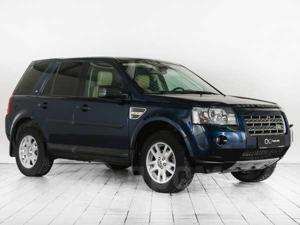 Land Rover Freelander, 2008 год, 695 000 руб.