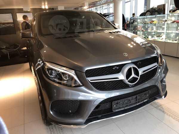 Mercedes-Benz GLE, 2018 год, 4 750 000 руб.