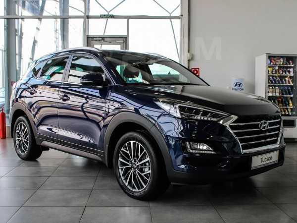 Hyundai Tucson, 2019 год, 2 124 000 руб.