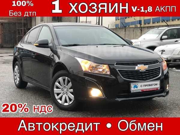 Chevrolet Cruze, 2015 год, 639 900 руб.