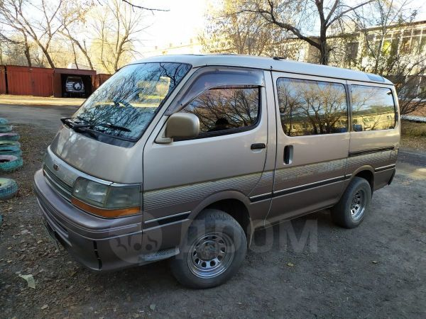 Toyota Hiace, 1993 год, 320 000 руб.
