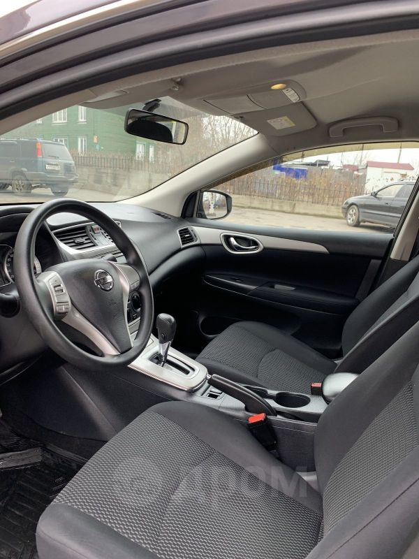 Nissan Sentra, 2015 год, 760 000 руб.