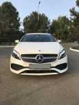 Mercedes-Benz A-Class, 2016 год, 1 325 000 руб.