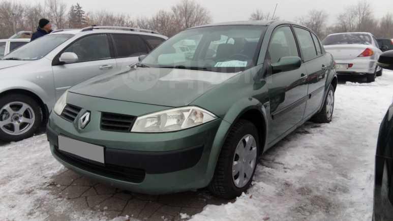 Renault Megane, 2005 год, 243 000 руб.