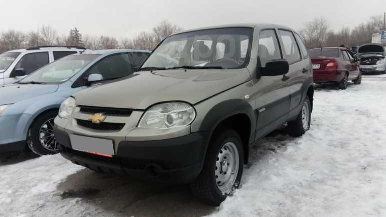 Chevrolet Niva, 2011 год, 269 000 руб.
