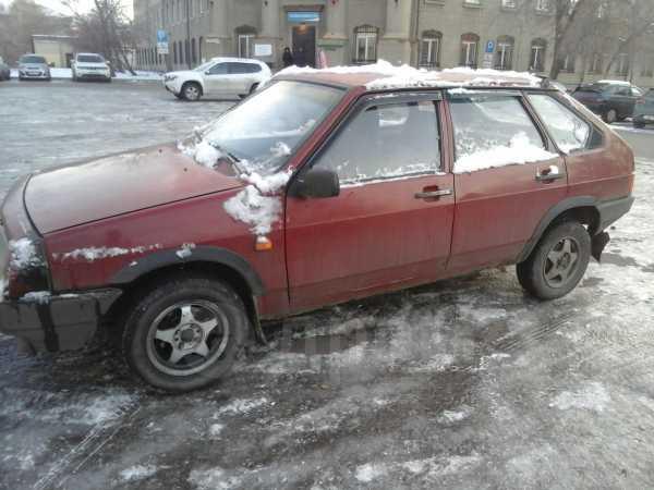 Лада 2109, 1989 год, 27 000 руб.