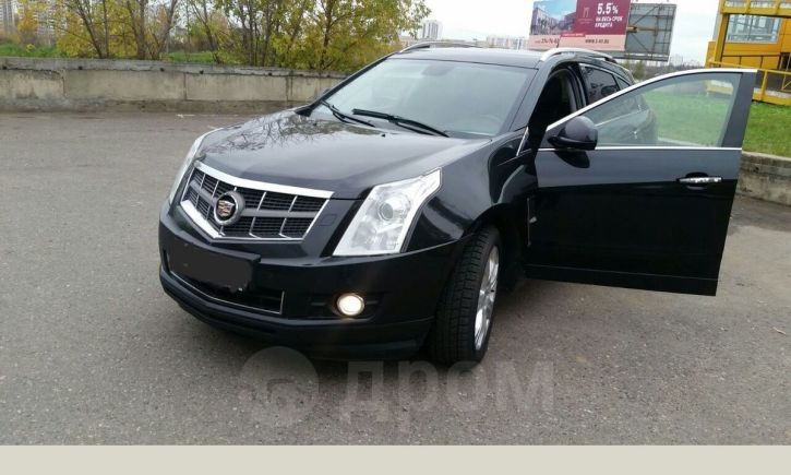 Cadillac SRX, 2011 год, 1 300 000 руб.