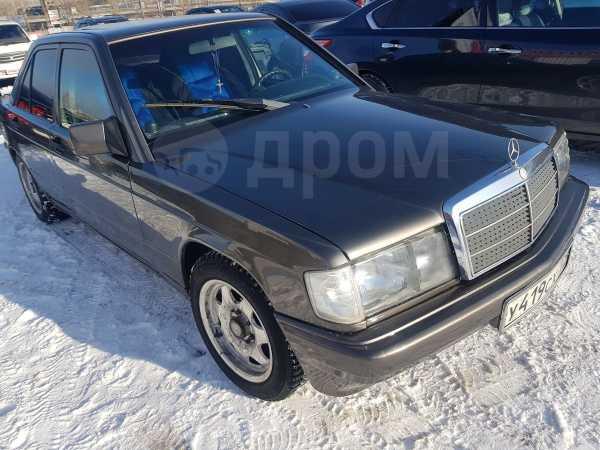 Mercedes-Benz 190, 1991 год, 149 000 руб.